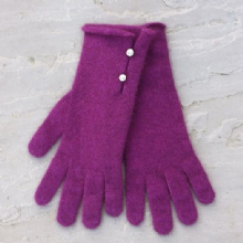 Buxton Long Cuff Gloves